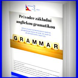Průvodce základní anglickou gramatikou